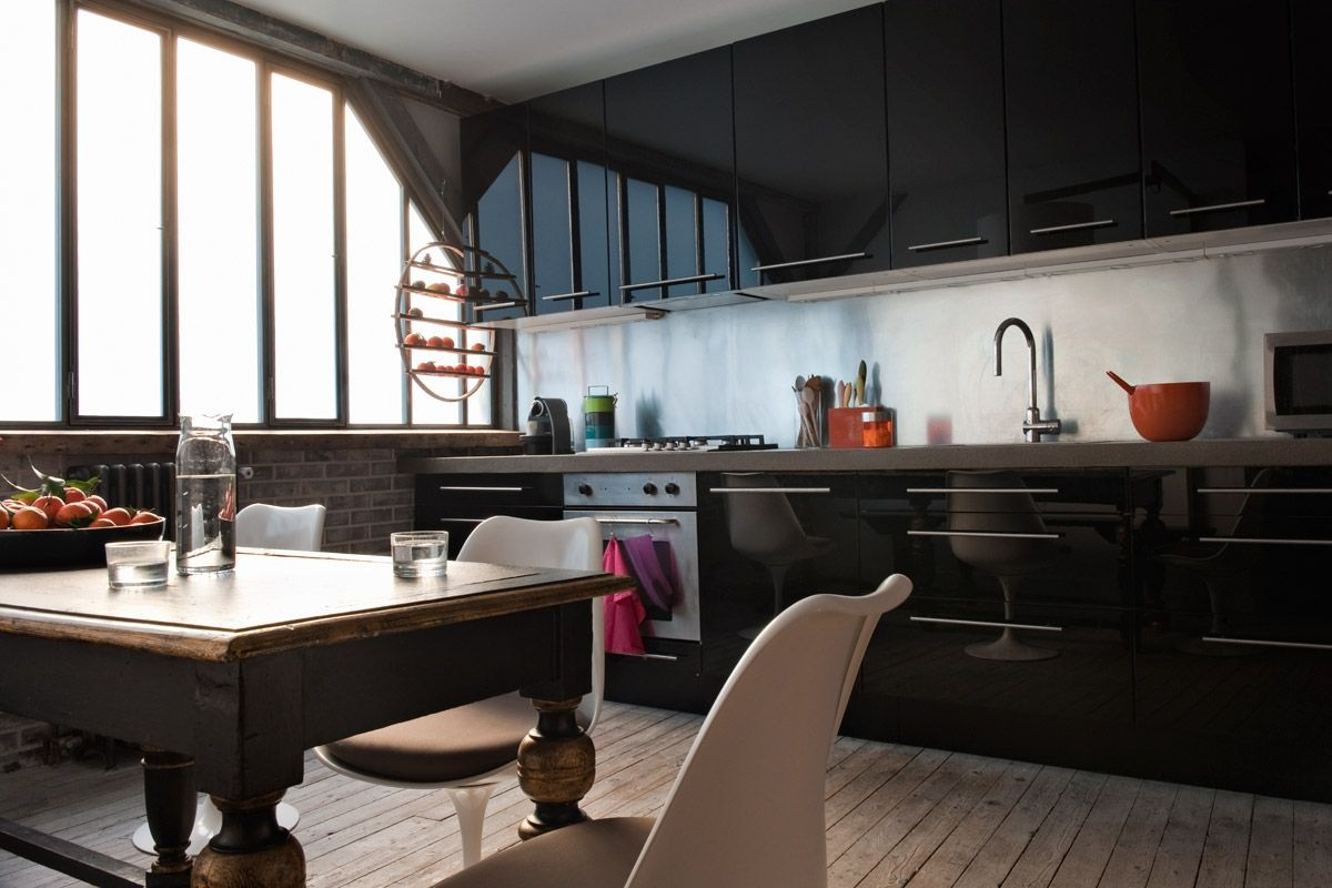 Apartment paris 12 double g interior design apartments for Double g architecture