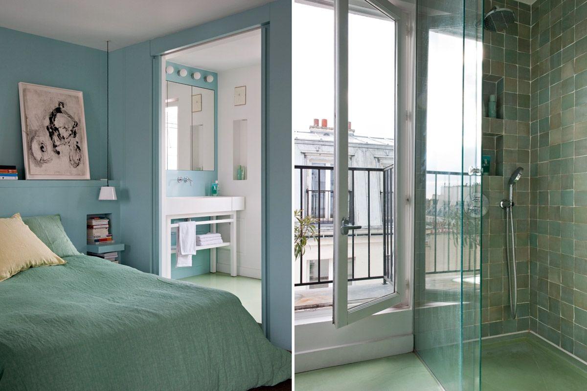 Petite Salle De Bain Chaleureuse ~ abesses 2 maisons appartements projets www doubleg fr