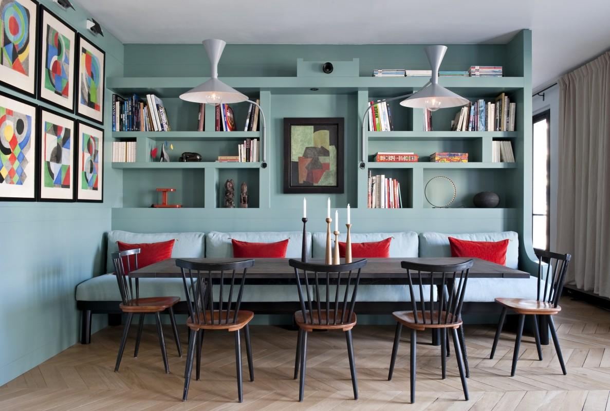 Petite Salle De Bain Chaleureuse ~ appartement paris 1 double g maisons appartements projets www