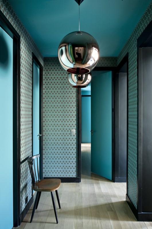 Apartement paris 1 double g interior design apartments for Double g architecture
