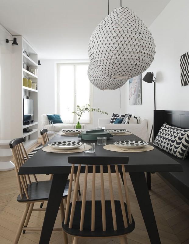 Appartement paris 7 double g petites surfaces projets for Double g architecture