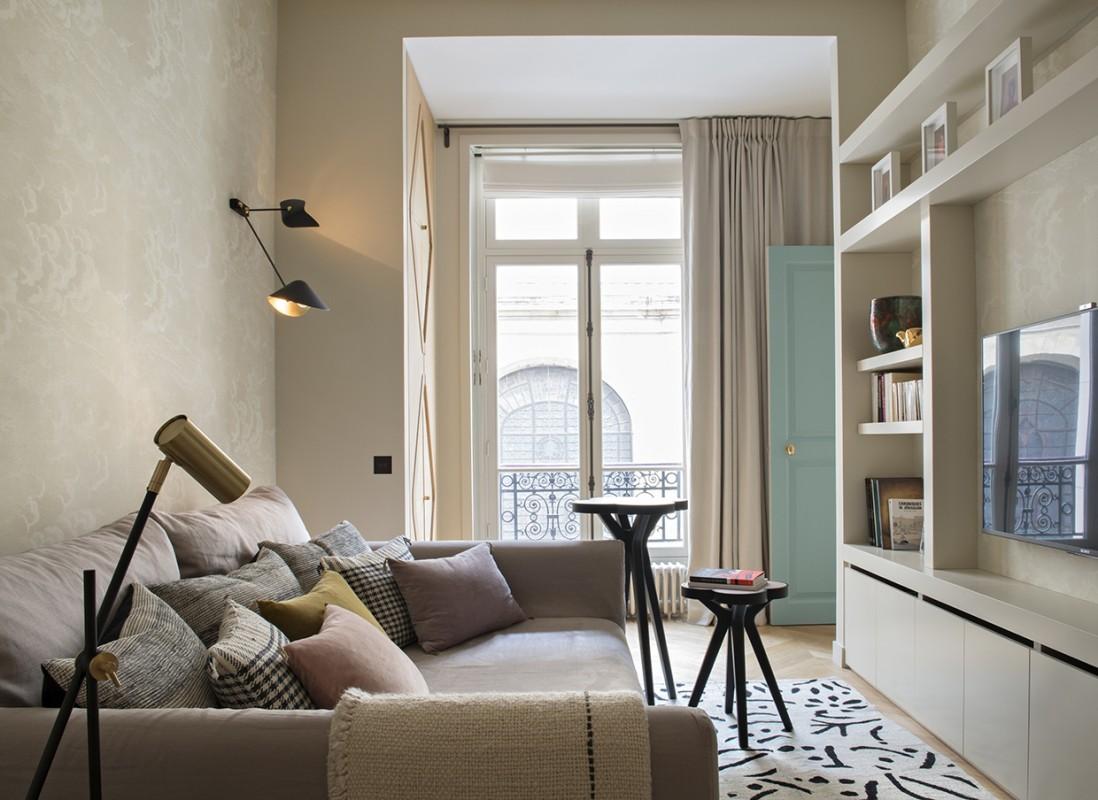 Appartement Paris 6 Double G