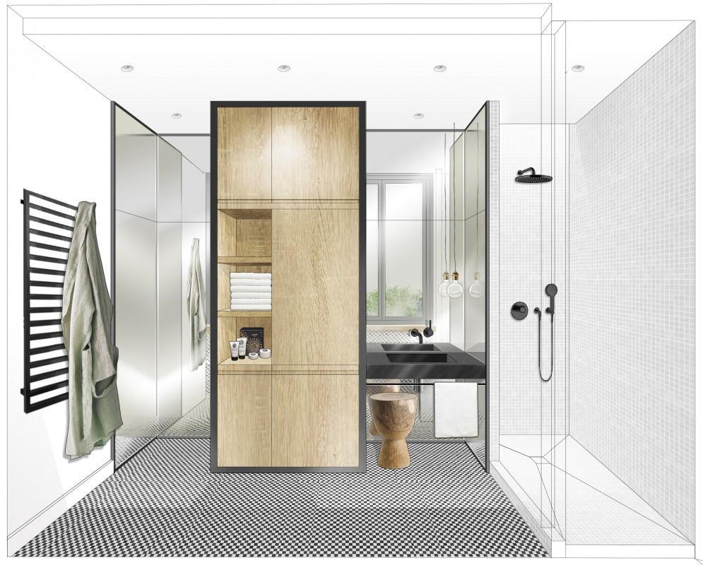 Salle De Bain Double G ~ appartement paris 6 double g maisons appartements projets www